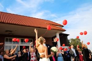 ballons hochzeit dj hannover