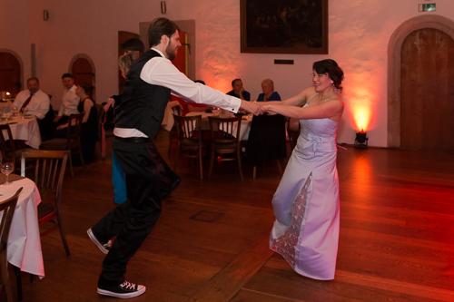 wild dance